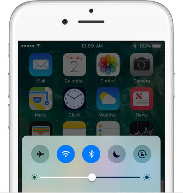 ios10 iphone6 watch wifi settings